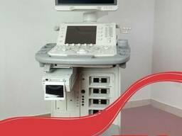 Универсальный сканер УЗИ Toshiba Aplio 400