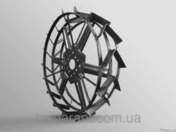 Универсальный грунтозацеп для мотоблоков с дисковым сцеплени