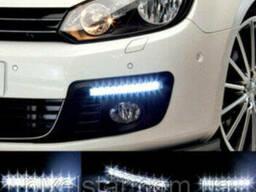 Универсальные светодиодные дневные ходовые огни LED DRL. ..