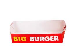Упаковка для бургера, картошки фри. Изготовление на заказ. ..