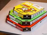 Упаковка для пиццы 35 бурая - фото 3
