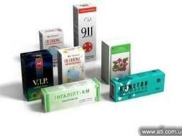 Упаковка для ветеринарных препаратов Днепропетровск
