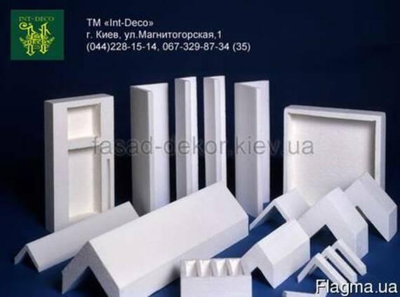 Упаковка из пенопласта Int-Deco