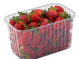 Упаковка (пинетка) 1000гр для ягод, фруктов, овощей
