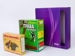 Упаковка под заказ: изготовление, дизайн от производителя