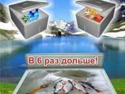 Упаковка (-ящики) из Пенопласта