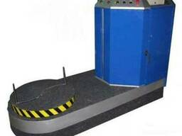 Упаковочная машина УМБ для упаковки багажа авиапасажиров