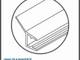 Уплотнитель для душевых кабин HDL-203 10мм