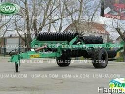Уплотнитель почвы прицепной УГП-12,5