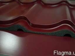 Уплотнитель профильный (для профнастила и металлочерепицы)