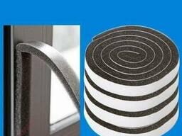 Уплотнительная лента для дверных щелей 4 шт. (уплотнитель 10