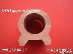 Уплотнительная резина для ротационной печи Сотторива