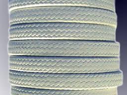 Асбестовая веревка сухая АС 20х22мм для котлов на метраж