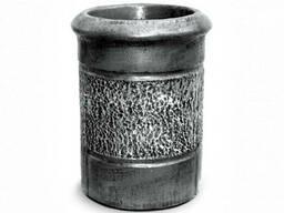 Урна для мусора бетонная уличная