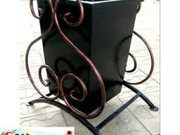 Урны металлические с элементами ковки Украина
