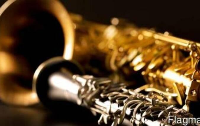 Уроки игры на саксофоне. Днепр, школа Imagine
