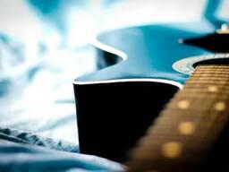 Уроки музыки и вокала, гитара, скрипка, флейта и др. Днепр