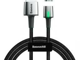 USB Cable Baseus Zinc Fabric Magnetic MicroUSB. ..