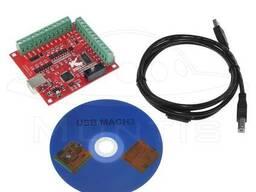 USB интерфейсная плата красная