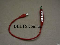 USB лампа, светодиодный светильник «Чили», Led Energy Saving