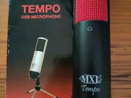 USB Микрофон Студийного Качества MXL Tempo