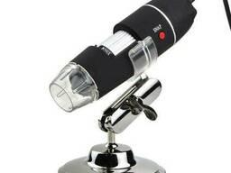 USB микроскоп цифровой Ootdty DM-1600 (0x-1600x) с LED...