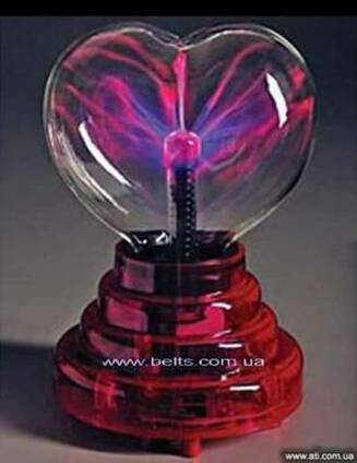USB Plazma Heart