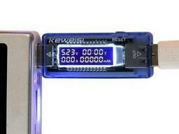 USB тестер Keweisi для измерения емкости батареи 4в1