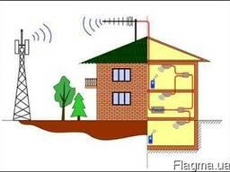 Усиление сигнала сотовой связи (GSM, CDMA, 3G) в Одессе