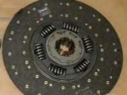 Усиленный диск сцепления на Ман Тга