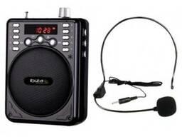 Усилитель голоса (портативный громкоговоритель) Ibiza PORT1-