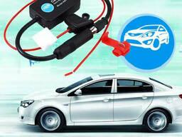Усилитель радиосигнала автомобильный ANT-208 FM Amplifier антена радио