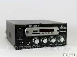 Усилитель звука AMP 805 (звуковой усилитель)