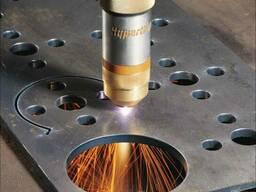 Услуга резки листового металла на станке с ЧПУ