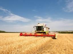 Услуги аренда комбайна трактора сельхозтехники опрыскивателя
