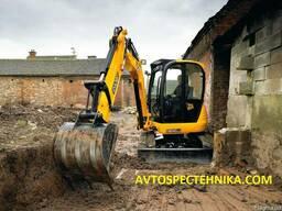 Услуги аренда мини ескаватор Киев