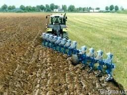 Услуги аренда сельскохозяйственной техники