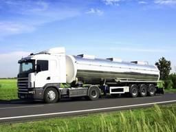 Услуги Автоцистерны, перевозка масла, химии, наливных грузов