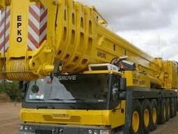 Услуги автокрана от 10 до 400 тонн по Украине