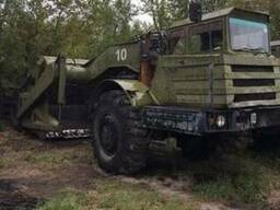 Услуги автоскрепера МоАЗ 6014