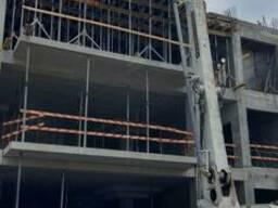Услуги бетононасоса стрела 42м