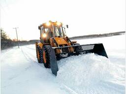 Услуги экскаватора JCB 3СХ,Уборка снега, копка котлованов,Са