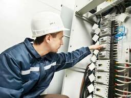 Услуги электрика в Киеве и Киевской области