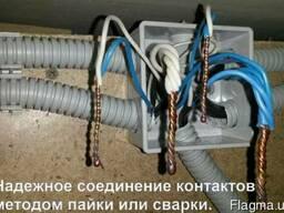 Услуги электрика. Вызов электрика на дом. электромонтаж, Донецк - фото 4