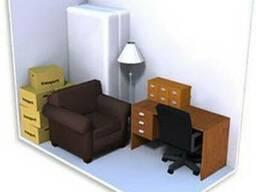 Услуги хранения офисной мебели, техники и документации в Кры