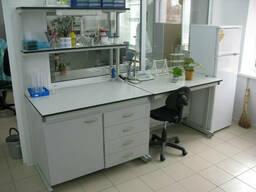 Услуги измерительной (аналитической) лаборатории