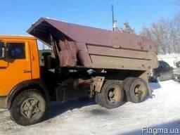 Услуги Камаза для вывоза мусора. Грузоподъемность 10 т.