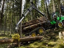 Услуги лесовоза манипулятора, перевозка леса