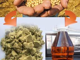 Услуги переработки сои