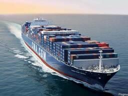 Услуги перевозки и таможенное оформление